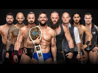 #WH_Present Ali vs Andrade vs Baron Corbin vs Drew McIntyre vs Finn Bálor vs Randy Orton vs Ricochet  - Money in the Bank 2019