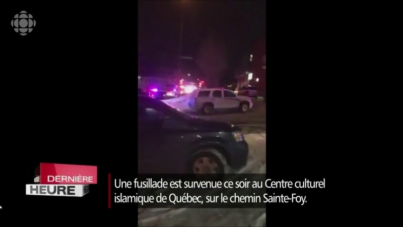 Est ce qu'il y avait un deuxième tireur à la mosquée de Québec