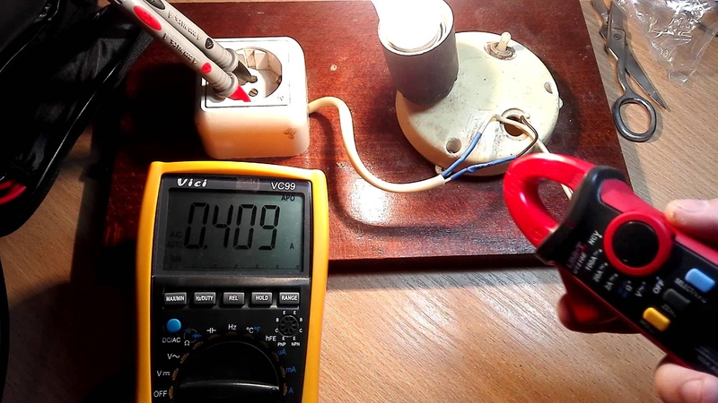 Мультиметр UNI-T UT210E - отличные токовые клещи и не только.