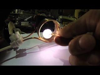 Индукционные спектральные лампы ВСБ-2 с различными металлами