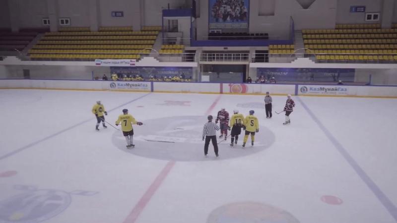 Лучшие моменты матча НЛХЛ Вымпел - Металлург 7:4, 9 декабря 2018
