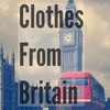Clothes from Britain