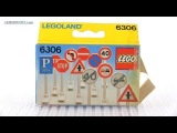 Кто помнит LEGO Classic Town 6306 Road Signs from 1980?