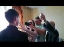 Съёмка короткометражного любительского фильма Зеркала
