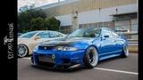 Nissan Skyline GT-R LM Limited (R33) в стиле шакотан (первый в мире)