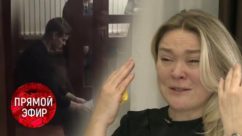 Мать Кокорина: мой сын - не подонок! Андрей Малахов. Прямой эфир от 15.10.18