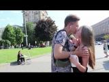 Kissing prank ПИКАП КАК ПОЗНАКОМИТЬСЯ И ПОЦЕЛОВАТЬ ДЕВУШКУ