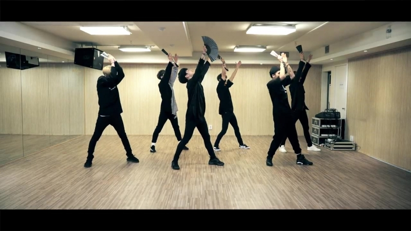 빅스(VIXX) - 도원경(桃源境) (Shangri-La) Dance Practice Video