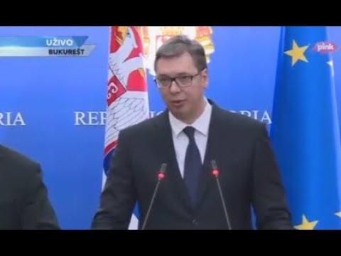 Вучић: Желимо да будемо прва следећа земља чланица ЕУ