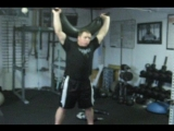 Упражнения с болгарским мешком. Джо Хаши