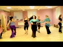 Daniella _ Skarabey group . Saidi dance.( Восточные танцы г. Псков)