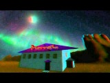 3d video мультфильм anomalous zone part1- ghosts red and blue glasses