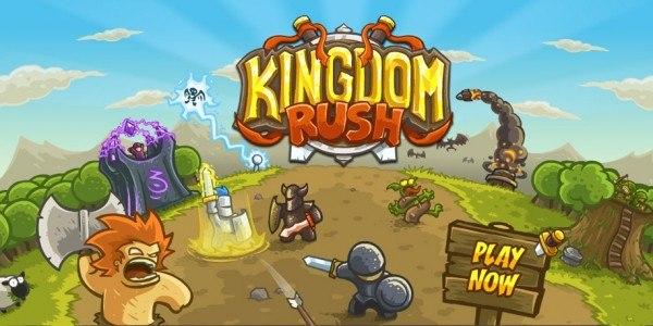 Скачать Kingdom Rush для android