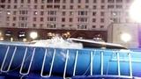 Вейкбординг (Wakeboarding) на площади Революции