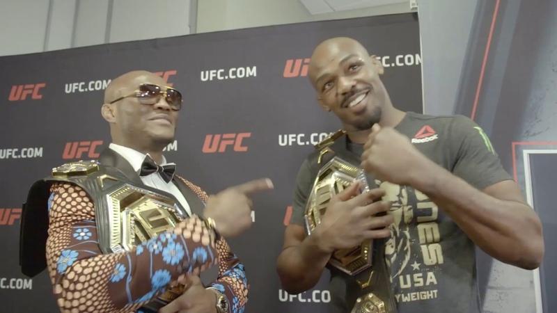 UFC 235 Взлеты и падения