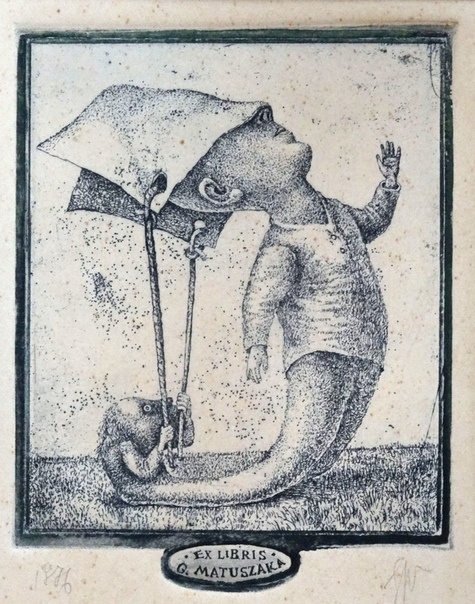 Стасис Эйдригявичюс, псевдоним Stasys, 1949 г.р. польско-литовский художник-график, плакатист, живописец, сценограф, фотограф, писатель.