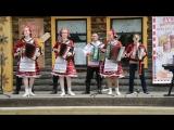 ансамбль гармонистов