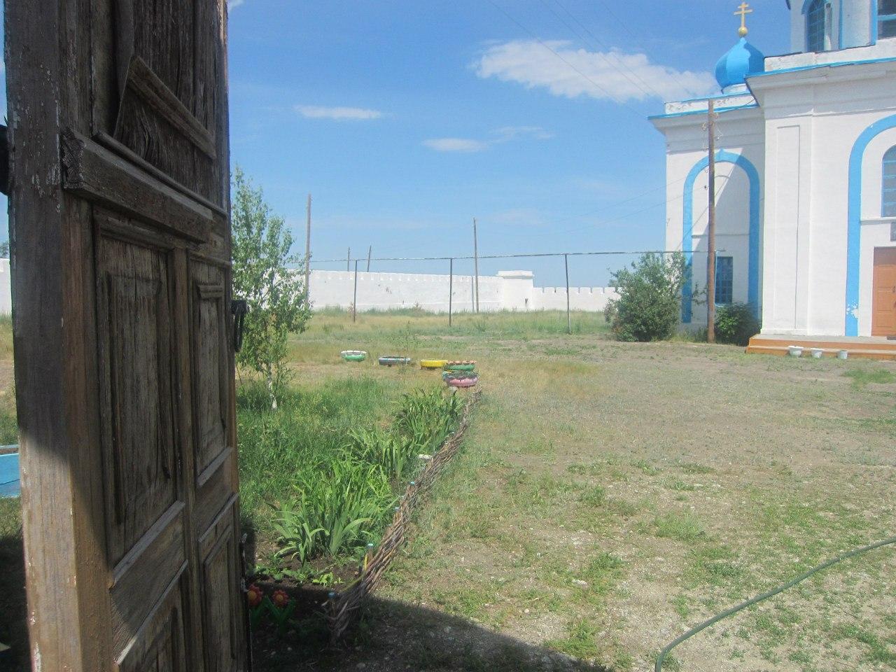 Вид на северную часть стены (25.06.2013)