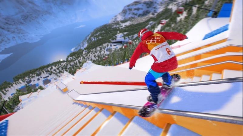 Прохождение Steep - Road to the Olympics (Часть 2)