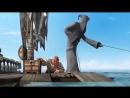 Мультик Пират и Смерть! Смешной мультик онлайн