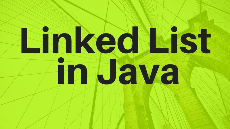 6 Linked List Implementation in Java Part 2 | Data Structures