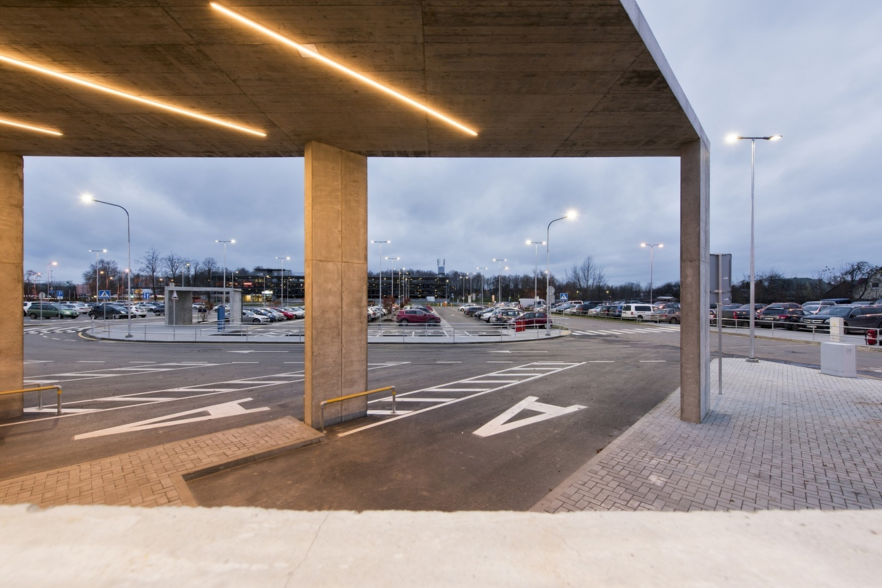 Автобусная станция / Латвия