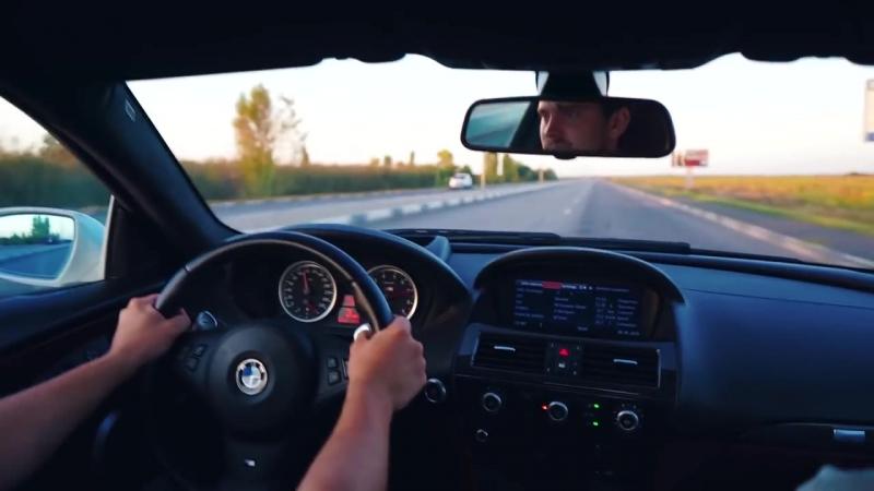 BMW M6 - ВЗЯЛИ РЕАЛЬНО БЫСТРУЮ БЭХУ против SKODA OKTAVIA STAGE 3