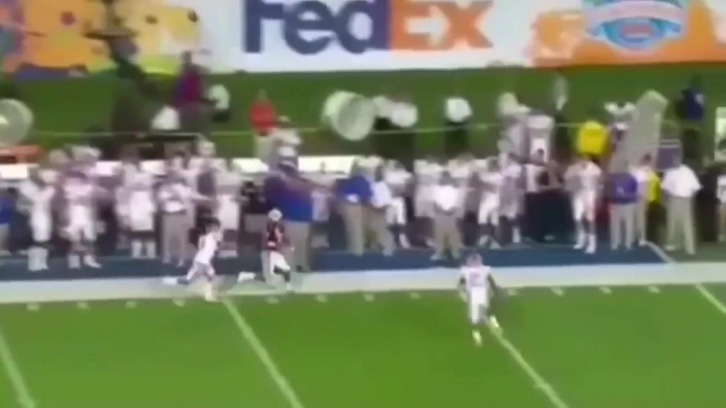 American football vine video A/F