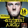 ★Animal ДжаZ★ в BUNKER night club