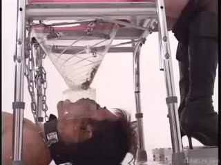 Feeding her male slave with fresh shit - thisvid.com