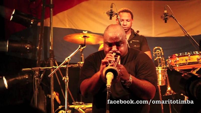 Solo de trompeta, Alexander Abreu y Habana D' Primera
