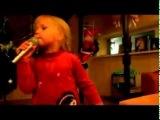 шок!!! девочка 5 лет перепела Григория Лепса - Рюмка водки на столе! Очень круто!