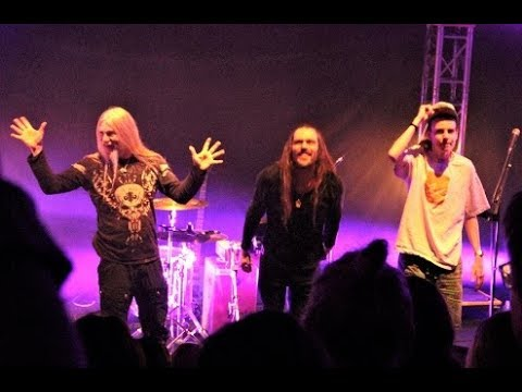POWERLESS TRIO - Symphony of Destruction, Tampere-talo, Tampere 8 2 2018