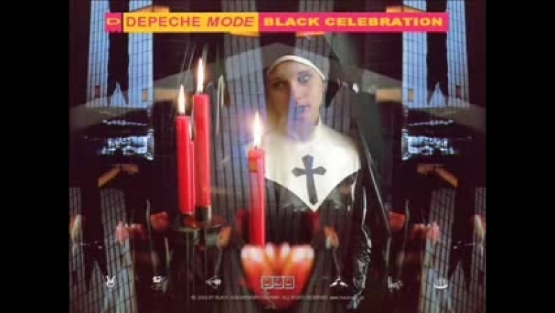 Depeche Mode - Black Celebration - Instrumental Remix (By Reaps).mp4