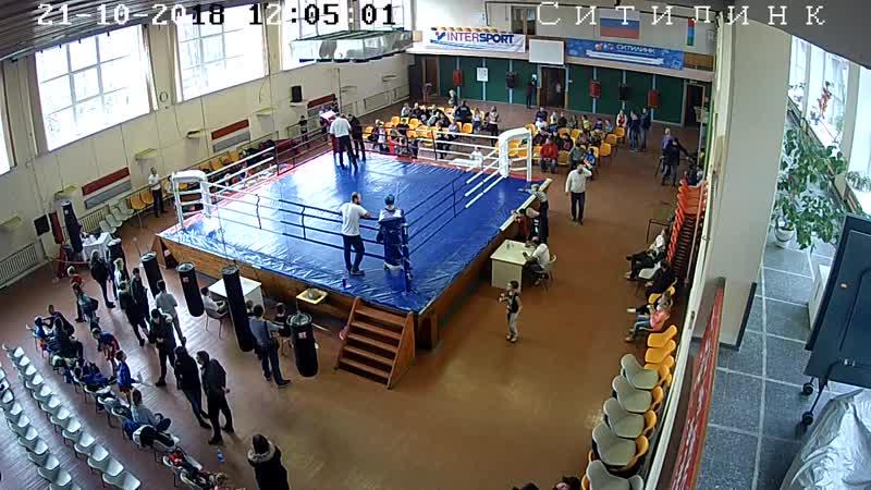 турнир по кикбоксингу в г Петрозаводске 20 10 2018 София