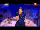 Украина мае талант 5 - Елена Кравец [04.05.13] 3 полуфинал