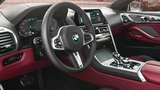 2019 BMW 8-Series M850i INTERIOR