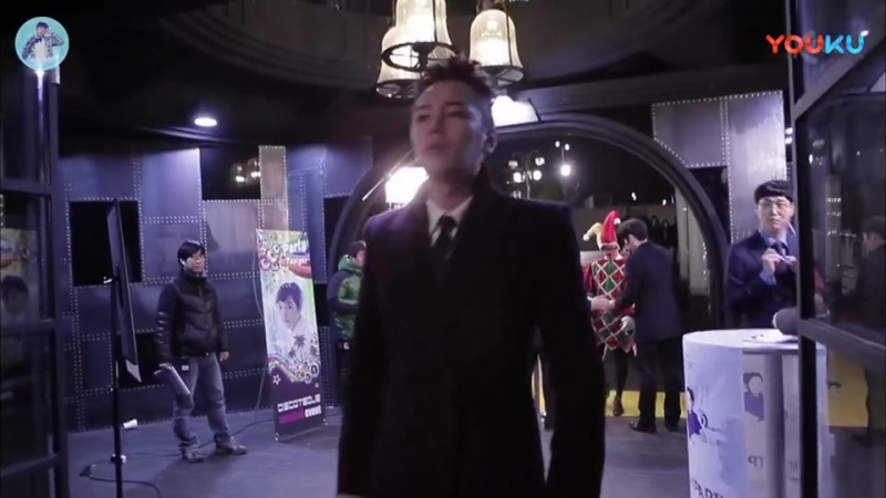Чанг Гын Сок на съёмках дорамы «Beautiful Man» фильм 3й, часть8