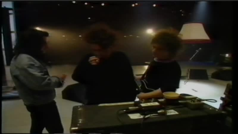 """The Cure — Dominion Theatre - London - Rehearsals For """"the Brit Awards"""" - 9Th February 1991 = Play Out"""
