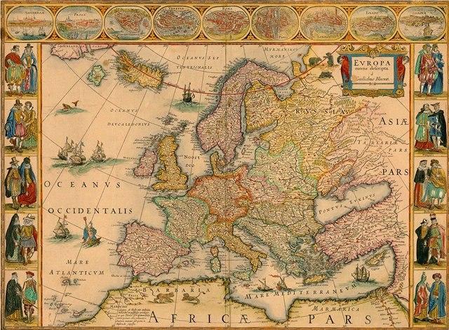Ученые доказали: цивилизация Европы зародилась в России