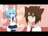 Notice Me Senpai - Wolfychu sings [Yandere simulator animation]