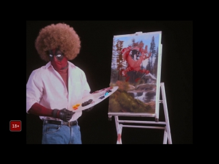 Дэдпул 2 (Дедпул 2) (Deadpool 2) (2018) трейлер-тизер № 2 русский язык HD / Детпул рисует /