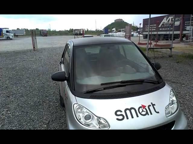 Smart Fortwo 195 000 грн В розстрочку: 5 161 грн / міс Закарпатська область/ Мукачеве /ID авто: 244616