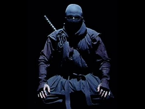 The Ninja - Real Accurate Historical Presentation