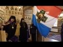 Знамя Славянского хода побывало в самом северном православном монастыре