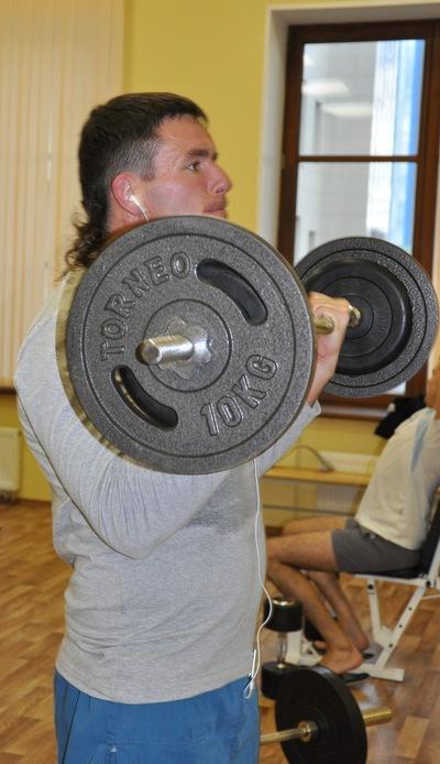 Евгений Нелюбин, 20 февраля 1986, Сургут, id71286636