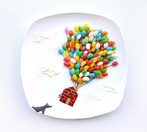 Детские праздники воздушные шары