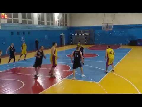 МЛБЛ К.о., Baza-City vs Pro Basket, 18.01.19