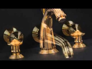 Французская Элитная Сантехника Cristal et Bronze