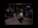 Роберто Дюран тренировка на скакалке
